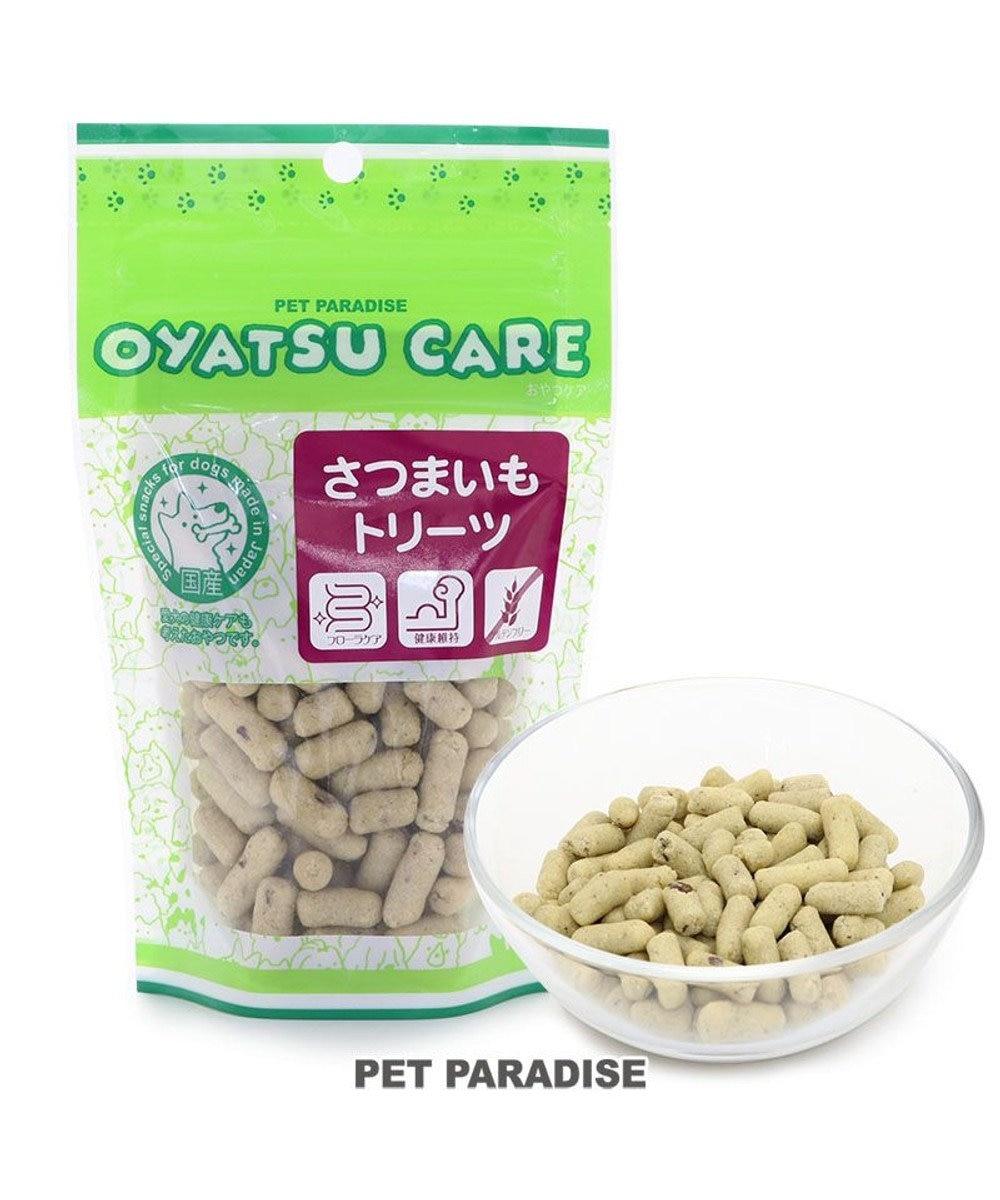 PET PARADISE 犬 おやつ 国産 さつま芋トリーツ 100g 犬オヤツ 犬用 ペット 原材料・原産国