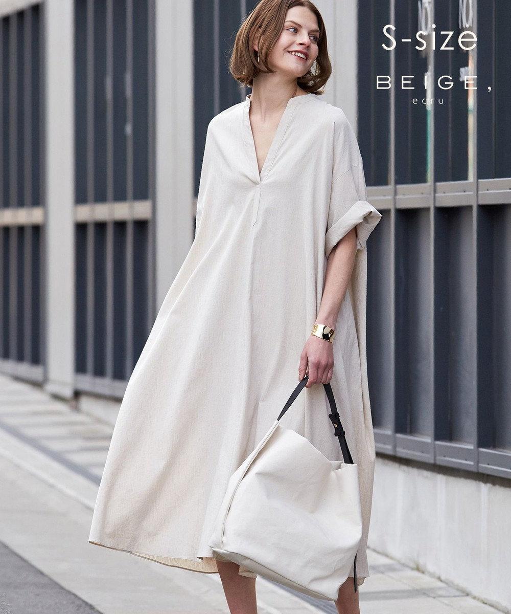 BEIGE, 【S-size】CACHAN / ワンピース Beige