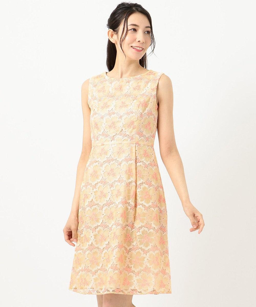 TOCCA 【GOLD LABEL】ICELAND POPPY ドレス イエロー系7