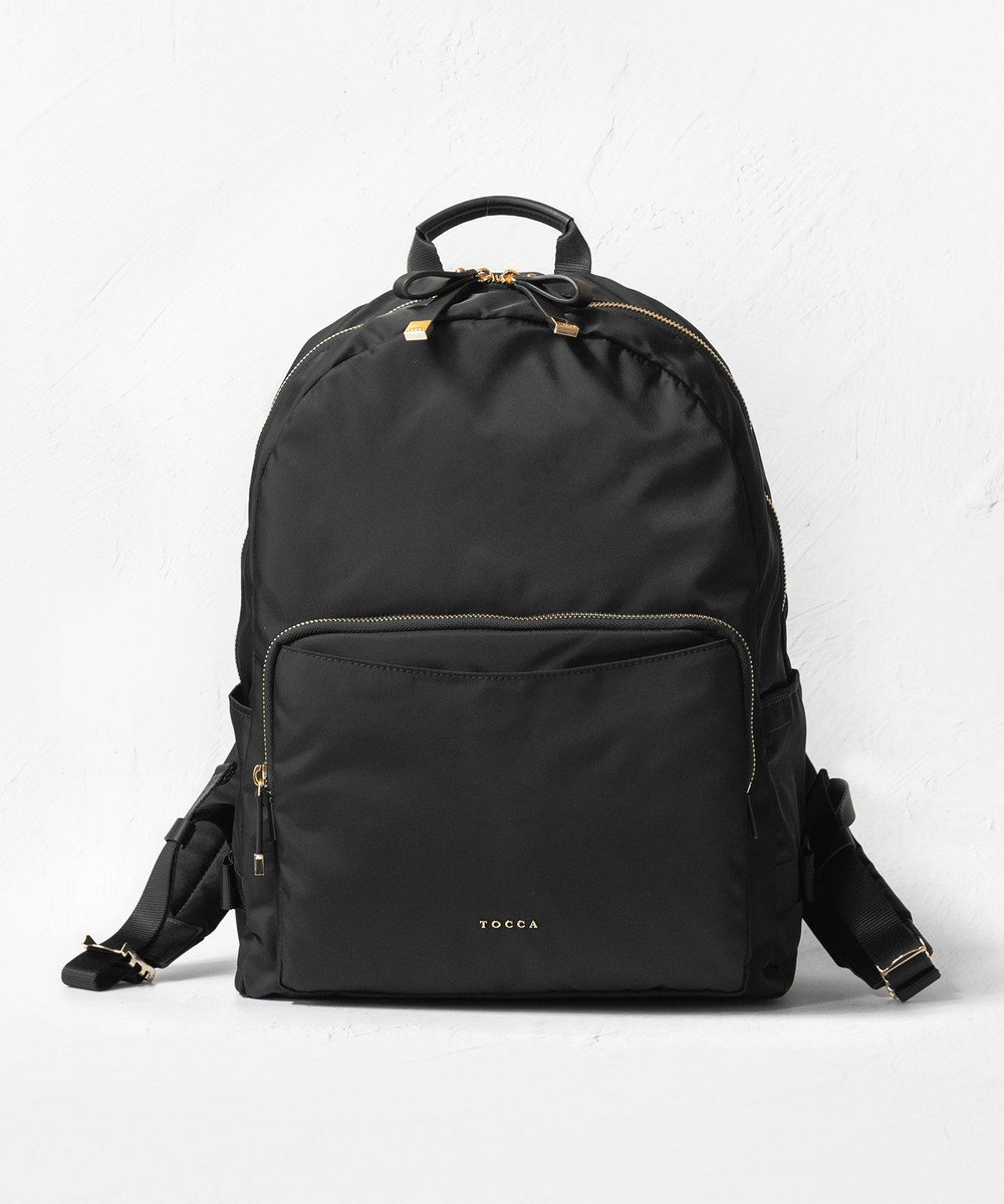 TOCCA LEGERE BACKPACK リュック ブラック系