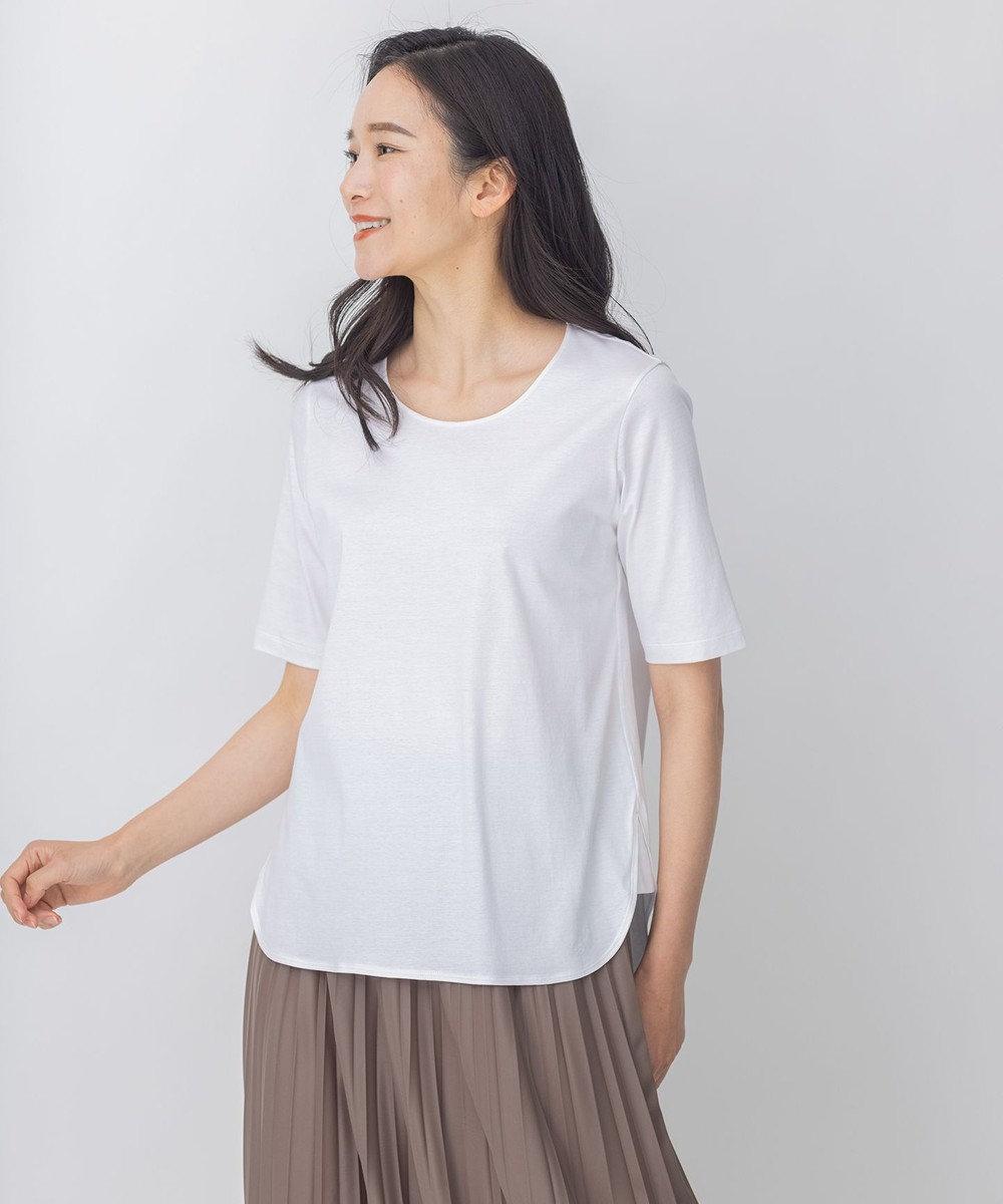 自由区 【Sサイズ有】FUNCTIONAL JERSEY Tシャツ カットソー ホワイト系