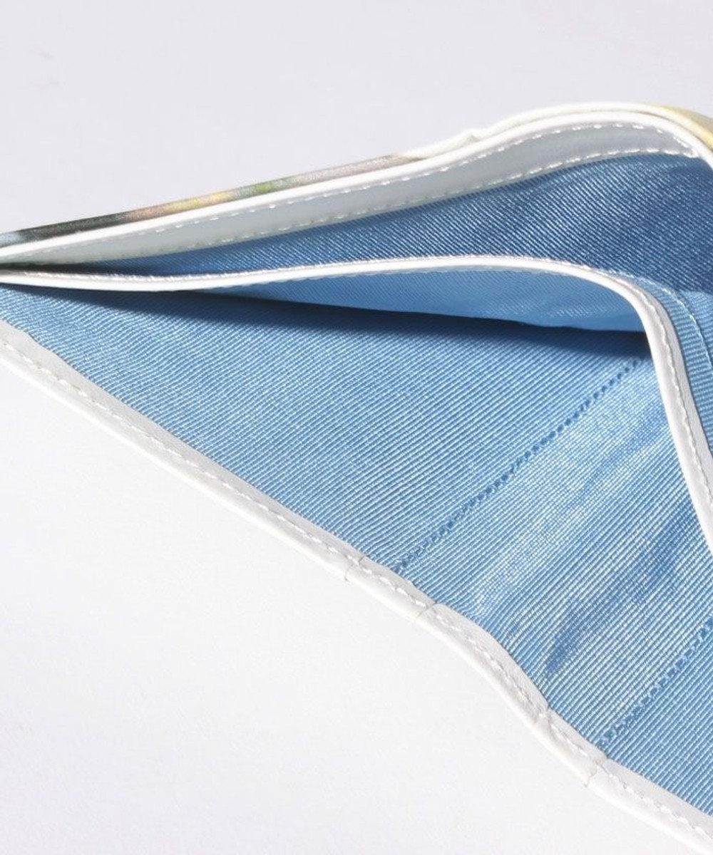 LANVIN en Bleu マルソー 二つ折り財布 マルチ