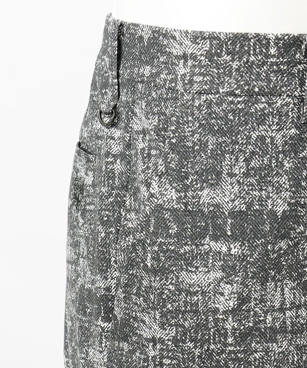 DAKS GOLF 【MEN】ブリーズクールハイテンション パンツ ブラック系8
