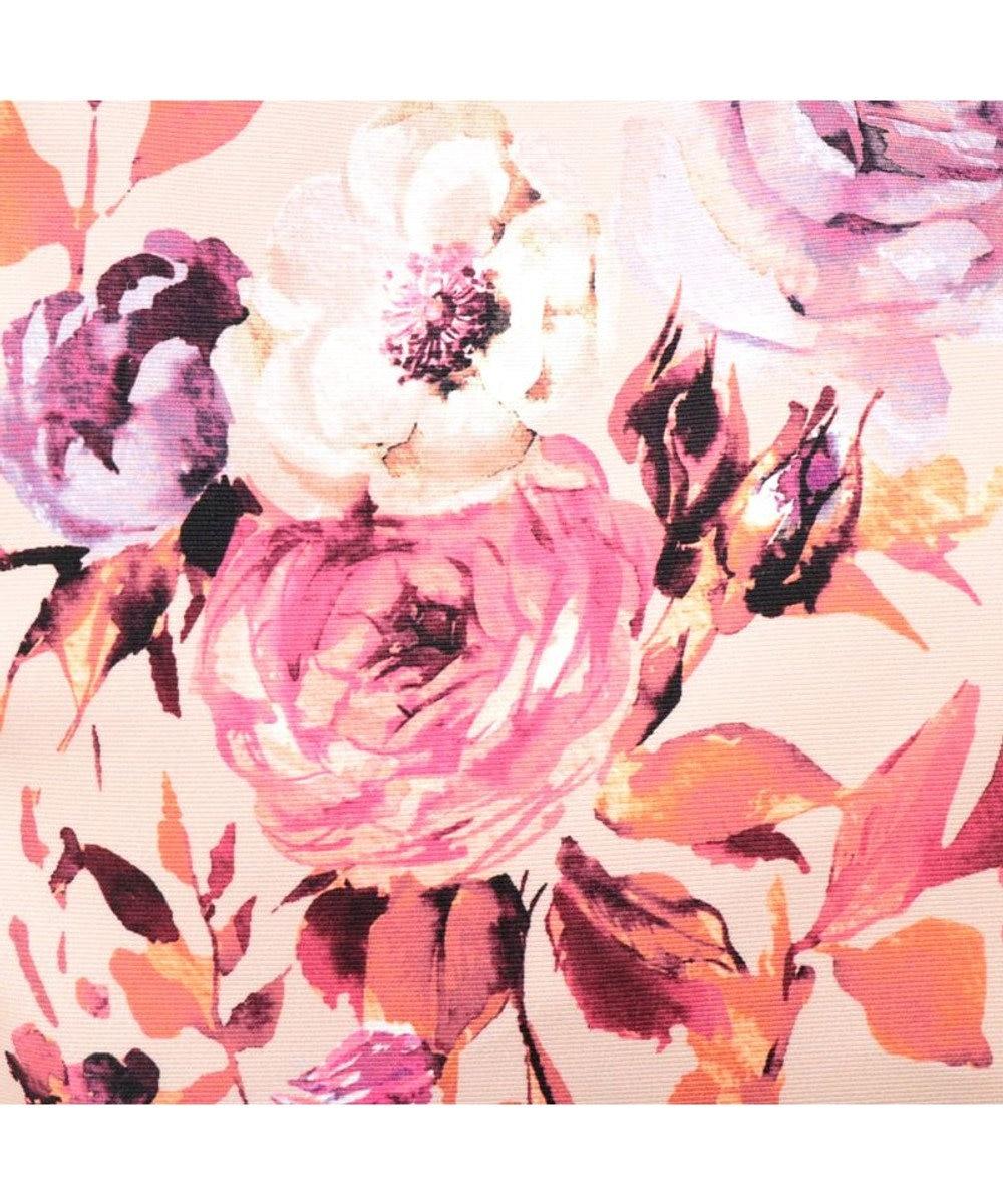 Regalo Felice 【A4収納可 / 軽量】トート大 / BR-7240・BARDOT ROSE PI(ピンク)