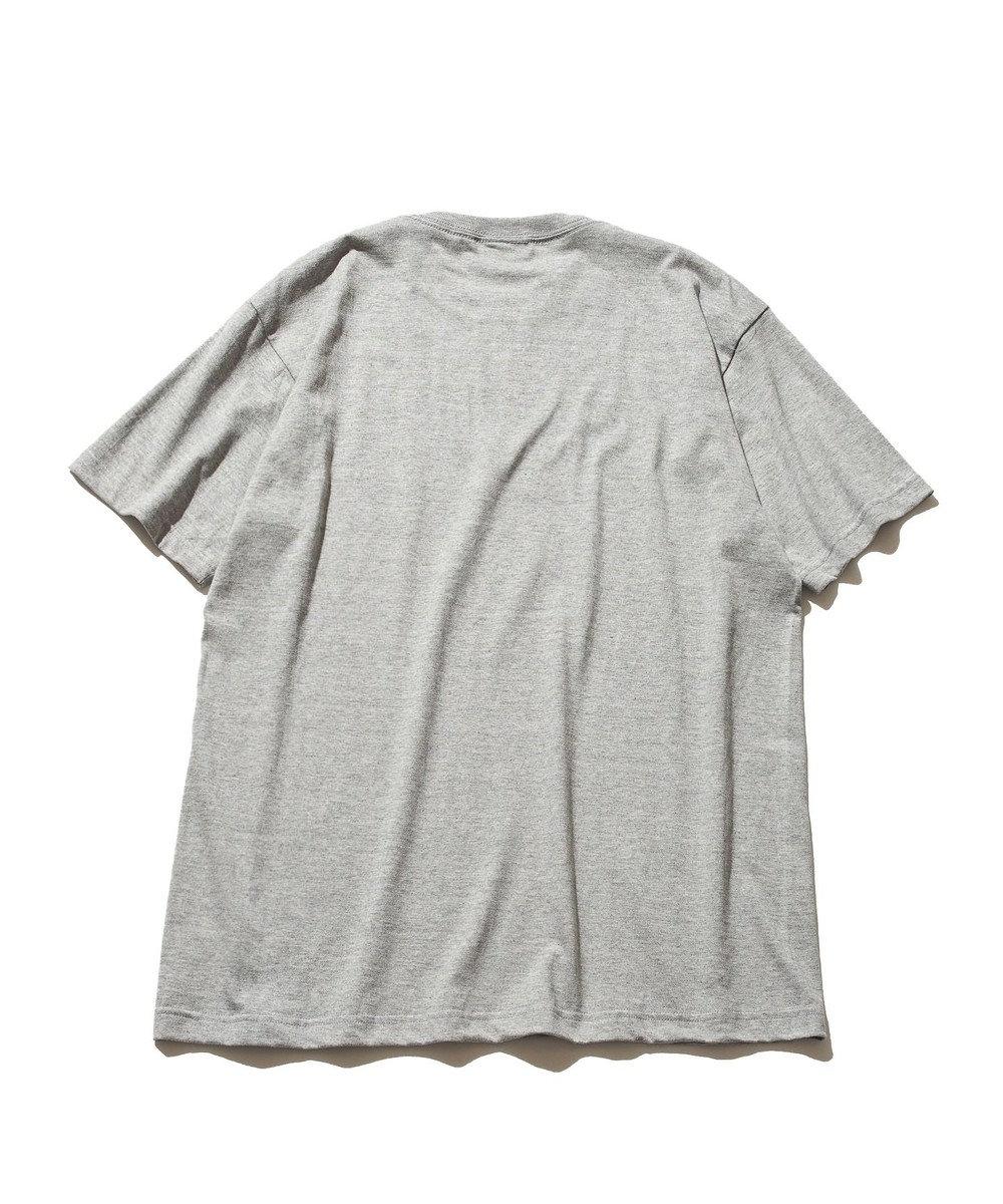 J.PRESS YORK STREET 【UNISEX】YALE × J.PRESS YORK STREET  コラボTシャツ ライトグレー系