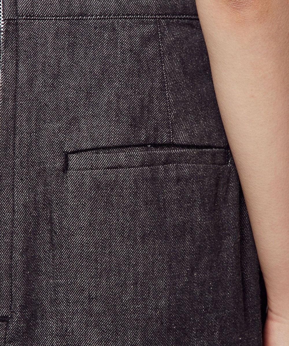 uncrave デニム スカート ブラック