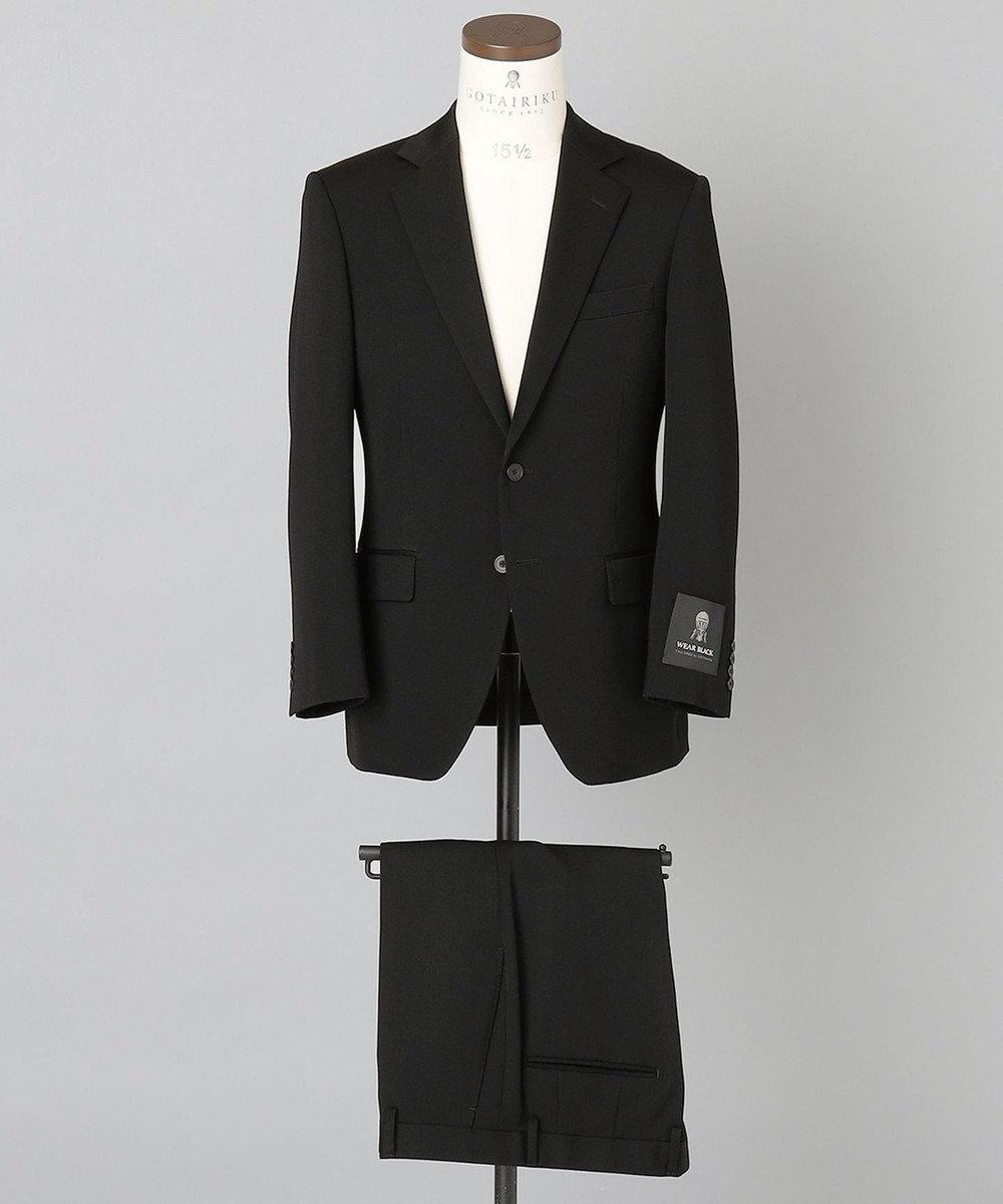 GOTAIRIKU 【WEARBLACK】タキシードクロス スーツ ブラック系
