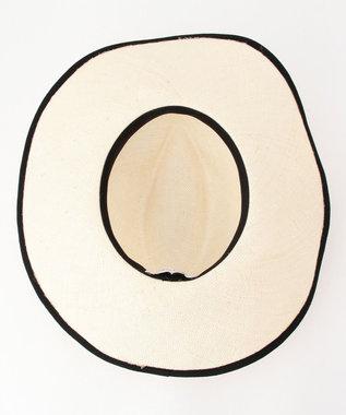 23区 【中村アンさん着用】MASAKAZU FURUSAWA リネン ハット(番号Q64) ホワイト系