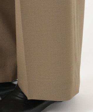 JOSEPH 【JOSEPH STUDIO・洗える】スーパーサン ワイドパンツ キャメル系