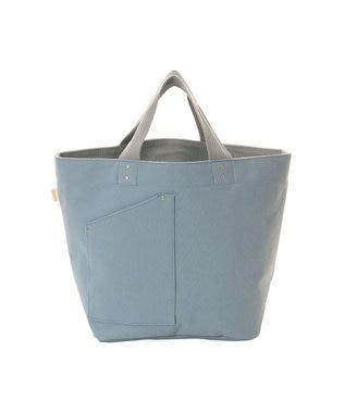 ROOTOTE 2682【はっ水加工・軽量・自立】/ SN.デリ.リペレントキャンバス-D 02:ブルー