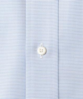 J.PRESS MEN 【形態安定】PREMIUM PLEATS / ピンヘッド シャツ サックスブルー系