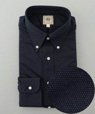 【J.PRESS PLUS】シャンブレージャージ ドレスシャツ