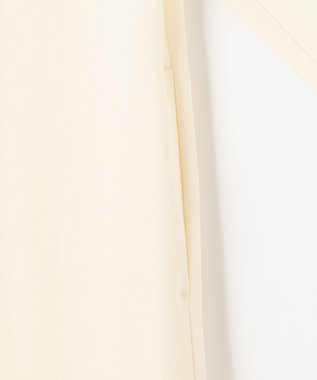 #Newans 【マガジン掲載】プルンプクロスバックオープンワンピース(番号NF33) アイボリー系