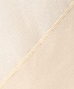 JOSEPH 【JOSEPH STUDIO・洗える】オーガンジーコットン シャツブラウス ライトオレンジ系