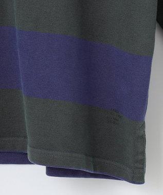 J.PRESS MEN クラシックブル ヘビーオンス天竺ラガーシャツ ネイビー系1