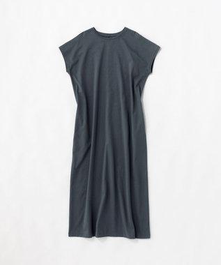 ONWARD Design Diversity 【ONWARD DD】オーガニックコットン Tドレス グレー系