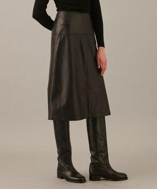 JOSEPH ネイキッドレザー スカート