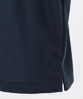 JOSEPH ABBOUD OGクールダディポロシャツ(サファリ柄・チェック柄) ネイビー系5
