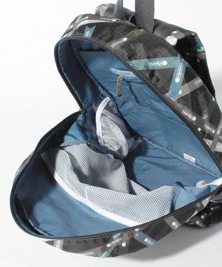 LeSportsac CARRIER BACKPACK/ラップド ブラック ラップド ブラック