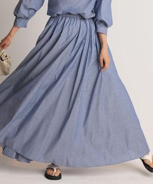 23区 【先行予約】コットンローン スカート