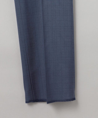 GOTAIRIKU 【AIRYMOVE】ウォッシャブルウール セットアップパンツ ネイビー系4