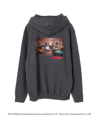 koe shining twins movie hoodie Charcoal Gray