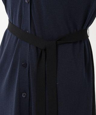 Paul Smith 【洗える】ハオリ ロング カーディガン ネイビー系