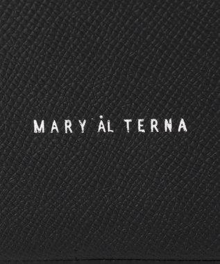 BEIGE, MARY AL TERNA / BOW トートバッグ Black
