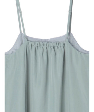 Green Parks サス付きソフトマーメイドスカート Mint