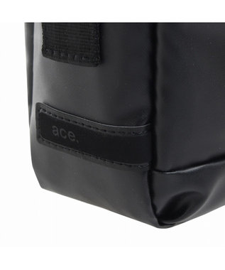 ACE BAGS & LUGGAGE 【父の日】ace./エース ホバーコート ショルダーバッグ 小 67203 ブラック