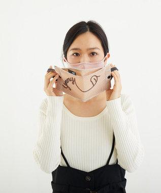 ROOTOTE 6781【マスクケース】/ CJ.withROO.マスクト.yummy-B 01:ベージュ