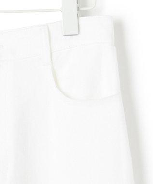 BEIGE, TAMPLE / デニムパンツ White