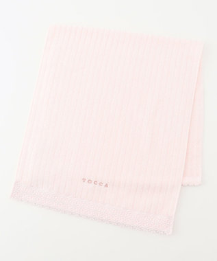TOCCA 【TOWEL COLLECTION】FATA FACE TOWEL フェイスタオル ピンク系
