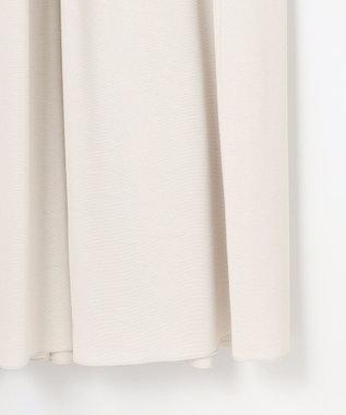 自由区 L 【UNFILO】 カノコジャージー ワンピ―ス アイスグレー
