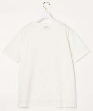 any SiS 【NAIL HOLICコラボ】プリント Tシャツ オフホワイト
