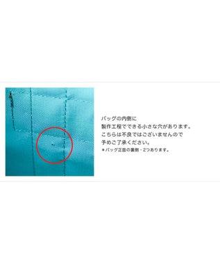 tsumori chisato CARRY ダブルフェイス トートバッグL A4サイズ収納可 ブラック