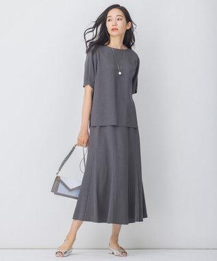 【イージーケア】サマーセットアップ スカート