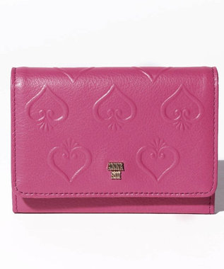 ANNA SUI スイハート 名刺入れ ピンク