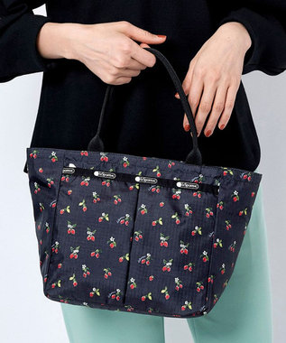 LeSportsac SMALL EVERYGIRL TOTE/ストロベリー パッチ ストロベリー パッチ