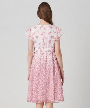 TOCCA 【洗える!】STAR ANIS ドレス ピンク系5
