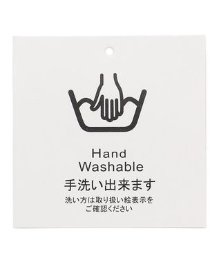 SHARE PARK LADIES 【洗える】メデューステンジク プルオーバー グレー系