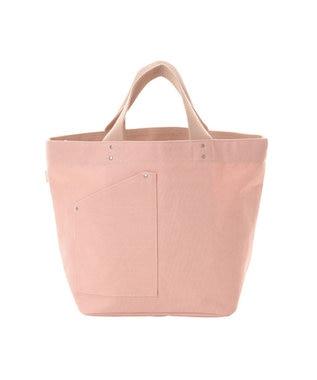 ROOTOTE 2682【はっ水加工・軽量・自立】/ SN.デリ.リペレントキャンバス-D 06:ピンク