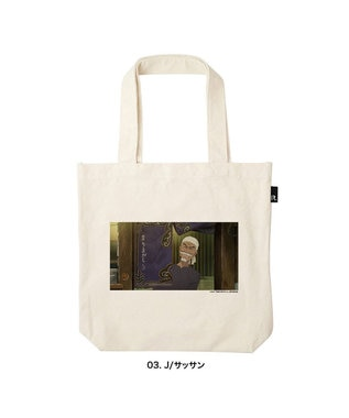 ROOTOTE 6366【受注生産 / 期間限定商品】OE.TALL.肉子ちゃん-B 映画『漁港の肉子ちゃん』 × ROOTOTE コラボトートバッグ 03:J/サッサン