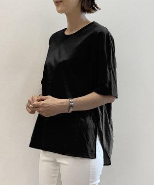 自由区 【UNFILO/撥水・汗シミ防止・接触冷感 】シャツコンビ UPTシャツ