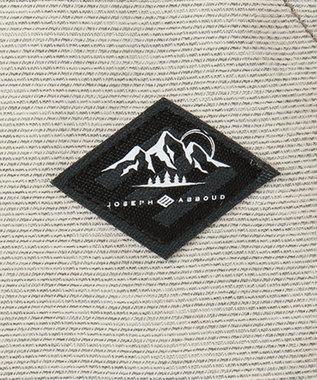 JOSEPH ABBOUD 【JOSEPH ABBOUD MOUNTAIN】スラブシャンブレーストレッチ ショートパンツ アイボリー系