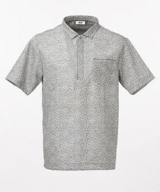 JOSEPH ABBOUD リネントップカノコ ポロシャツ ライトグレー系5