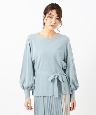 自由区 【Sサイズ有り】VIGODA ニットセットアップ ブルー系