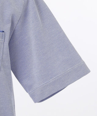 JOSEPH ABBOUD OGクールダディ ポロシャツ ブルー系1