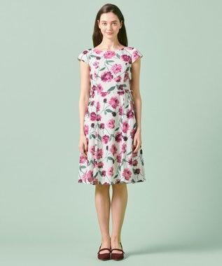 TOCCA 【洗える!】ROSA DRESS ドレス クリーム系