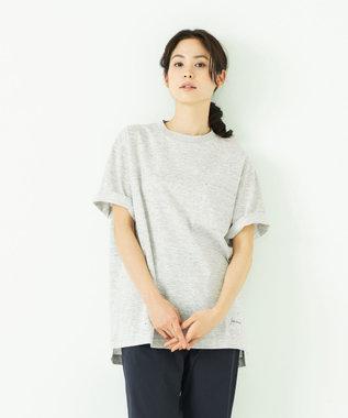 【SPACE】リネンプレーティング天竺 ポケTシャツ